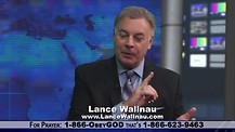 Guest Lance Wallnau & Dr. Anthony Harper reports on location from the White House