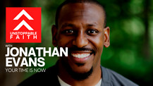 Your Time Is Now | Jonathan Evans