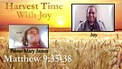 Harvest Time With Joy Epd 1