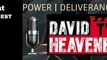 David Heavener Live Promo. Join chat each Monday 8pm EST