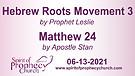Spirit of Prophecy Church - Sunday Service 06/13...