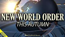 New World Order this Autumn 07/14/2021