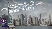 NEW YORK TODAY, YOUR BACKYARD TOMMOROW!