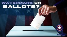 Watermarks in Ballots?