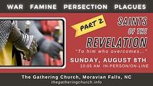 David White 'Saints of the Revelation Part 2' 8/8/21