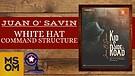 Juan O' Savin: White Hat Command Structure