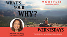 What's Your Why Wednesdays interview with Mich...