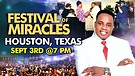 Festival of Miracles 2021