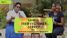 LEVEL UP YOUR CUSTOMER SERVICE - WITH DANA HAYES...