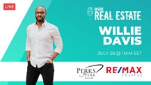 Willie Davis, Perks by Perk Real Estate, ReMax Eclipse - Minorities, Market, and More