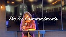 The Ten Commandments - Apostle Cathy Coppola