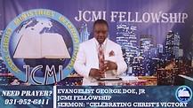 Ocy 8th JCMI Fellowship