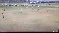 WCFC vs. Virginia Quarterfinal 2021 Goal #2