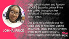 Ep. 67 Former Bully Victim Johnai Price Launches...