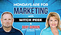 Mondays are for Marketing with Dory Gordon