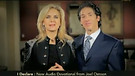 Joel Osteen - Heaven Is Cheering You On
