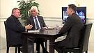 Patientenverfügung, Arthur Wagner und Pfarrer Werner Gutheil - Bibel TV Das Gespräch SPEZIAL