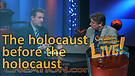 (4-06) The holocaust before the holocaust (Creation Magazine LIVE!)