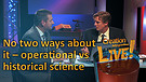 (3-17) No two ways about it: Operational vs historical Science (Creation Magazine LIVE!)