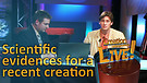 (2-05) Scientific evidence for a recent creation (Creation Magazine LIVE!)