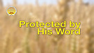 Protected by His Word