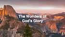 The Wonders of God's Glory Pt.5 - Dr. Andrew Nkoyoyo