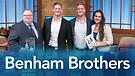 Benham Brothers: A Story of MLB, HGTV & Powerful Living | Benham Brothers | Main Street
