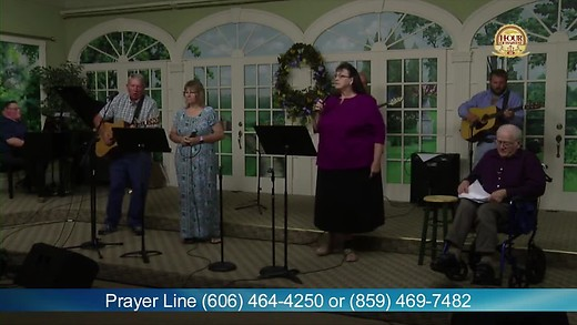 08-01-20 Hour of Harvest featuring Roy & Kay Himes and ...